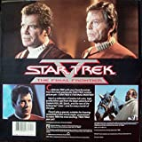 STAR TREK THE FINAL FRONTIER 1990 CALENDAR