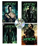Arrow: The Complete Series Season 1-4 DVDS NEW