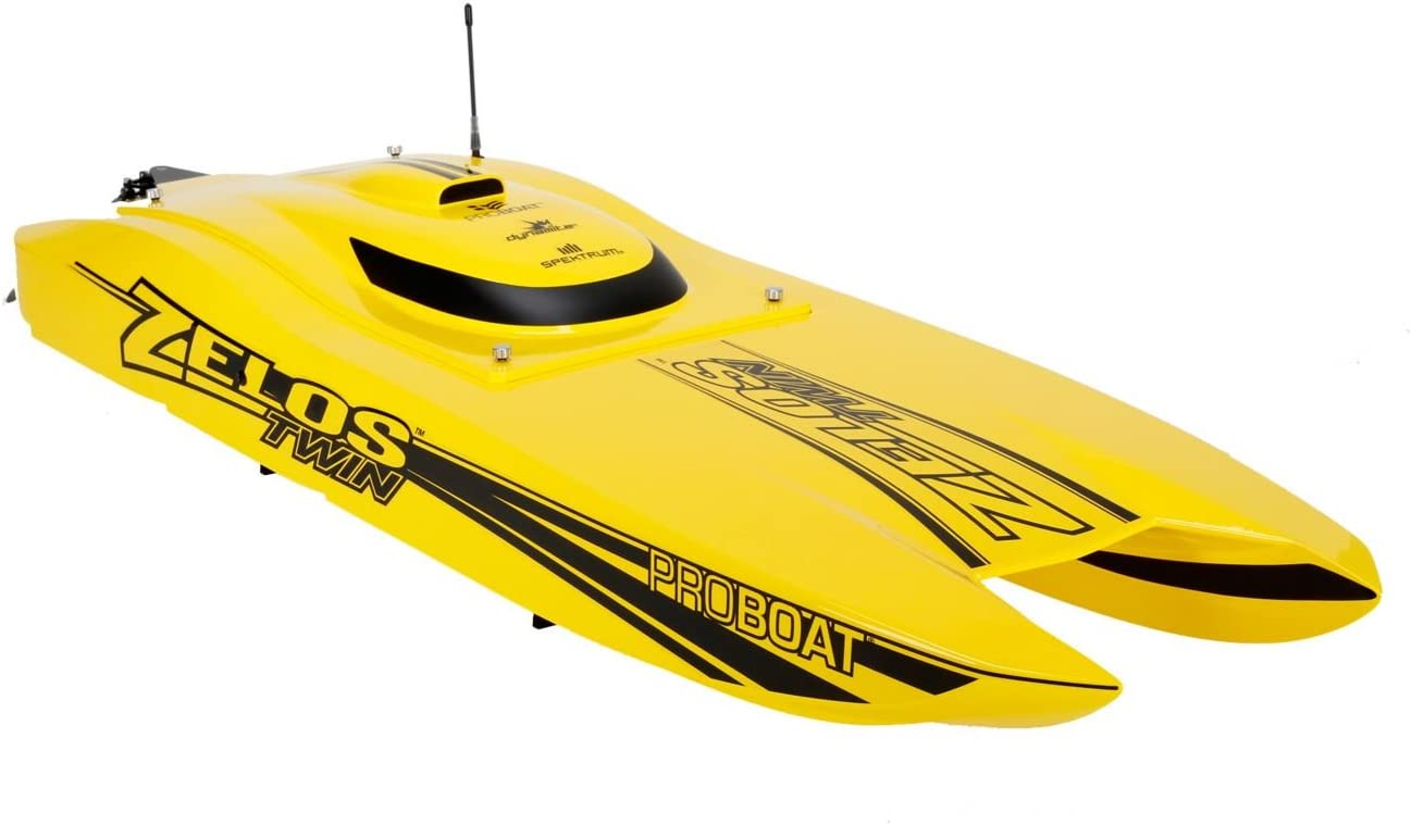 Top 8 Best Remote Control Boats For Beginners - 2020 (Best RC Boats) 4