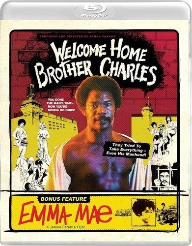 Welcome Home Brother Charles   Emma Mae  Blu Ray Dvd Combo