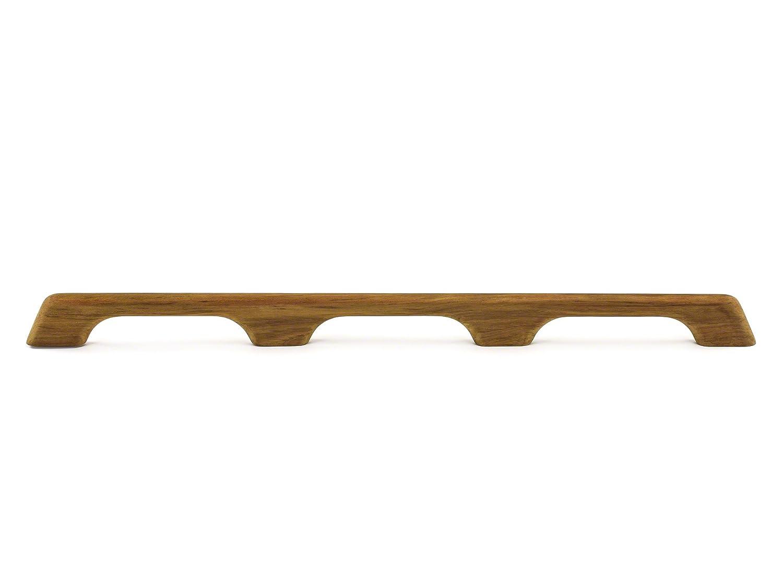Available in 1 Loop Whitecap Teak Boat Handrail 7 Loops