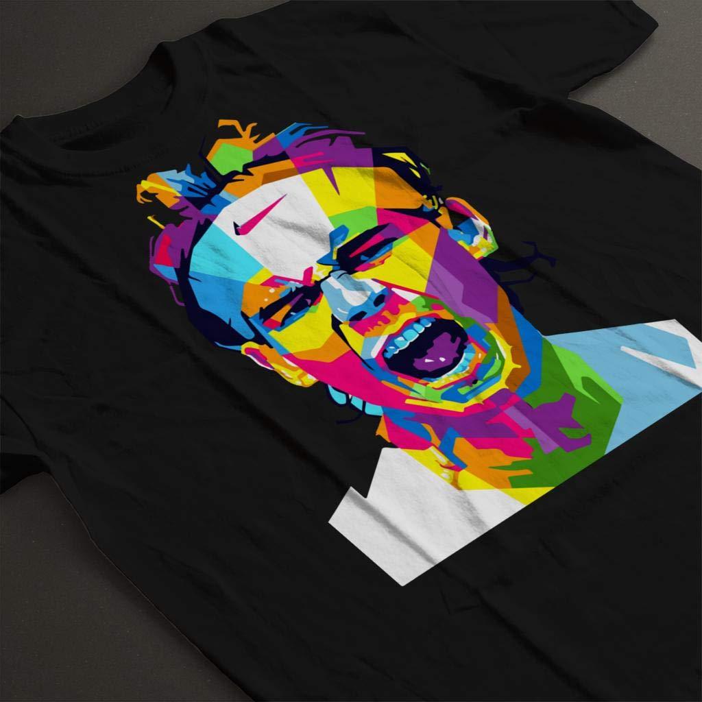 Coto7 Geometric Celebrity Rafael Nadal Kids T-Shirt: Amazon.es: Ropa y accesorios
