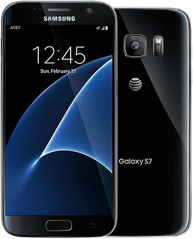 Teamyy Samsung Galaxy S7 EU reacondicionado Smartphone libre Android fábrica desbloqueado 5.1 12MP 4G 32GB Negro/Blanco/Oro: Amazon.es: Ropa y accesorios
