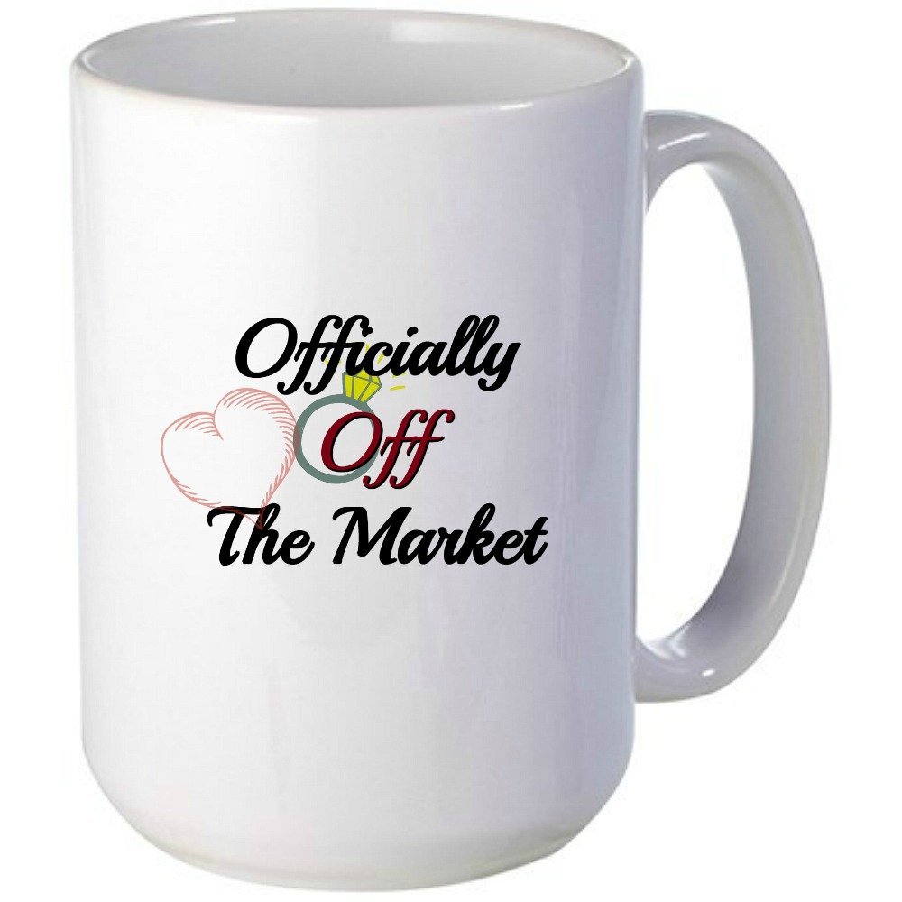 the office mugs. Amazon.com: Officially Off The Market Mug, Engagement, Announcement, Wedding, Bridal, Bachelorette Party: Kitchen \u0026 Dining Office Mugs C