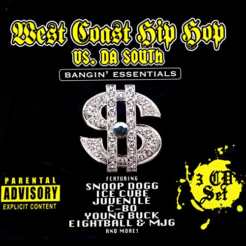 West Coast Hip Hop Vs. Da Sout...