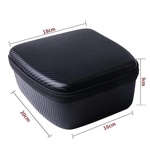 AOLVO dji Mavic Air Case by - Maleta de Transporte para dji Mavic Air (Carcasa rígida, antigolpes, 2 Posiciones de batería): Amazon.es: Electrónica