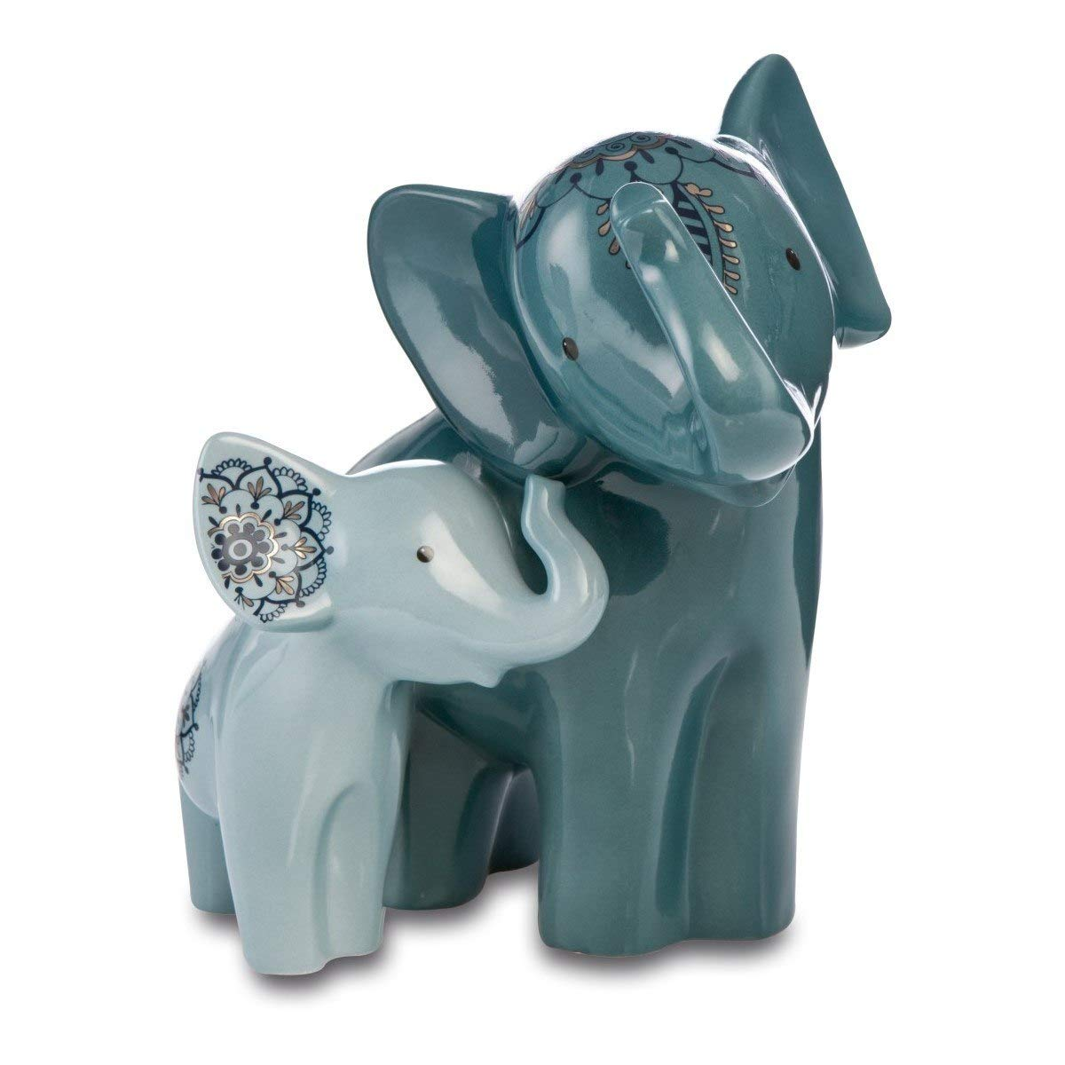 Boromoko & Bada Mandala Elephant from Elephant de Luxe 19.5cm by Goebel