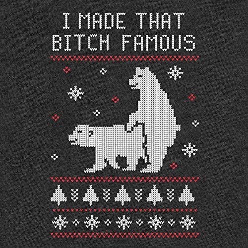 maglione Made Uomo Orsi Polari Shirtgeil Bitch Da Felpa Navy Famous That Natale I 5qwn1YBnz