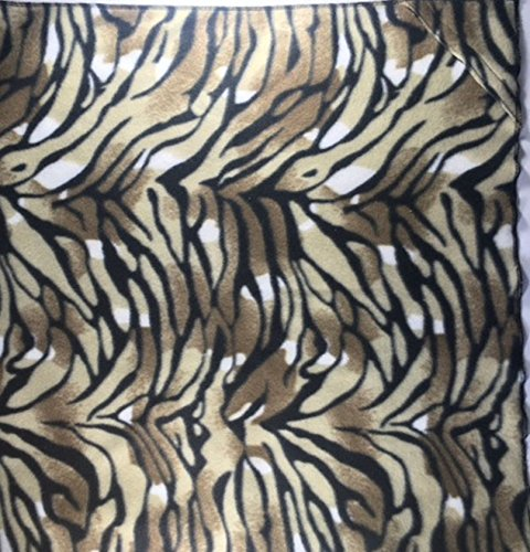 Priscillas-LARGE-24-x-24-Inch-Tiger-Blanket-with-Refillable-Corner-Pocket-Includes-our-100-Organic-Catnip