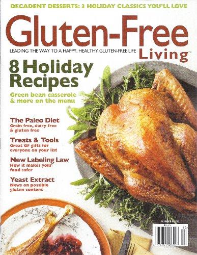 Gluten-Free Living (November/December 2013)