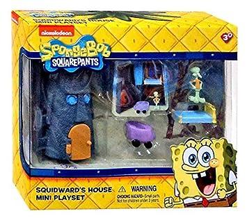 Spongebob Squarepants Squidwards House Mini Playset Amazoncouk