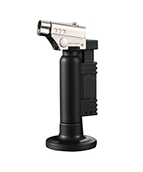 Soplete Llama a gas soldador Soplete Recargable electrónica casa cocina: Amazon.es: Electrónica