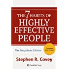 The 7 Habits of Highly Effective People: Powerful Lessons in Personal Change: Snapshots Edition (English Edition)