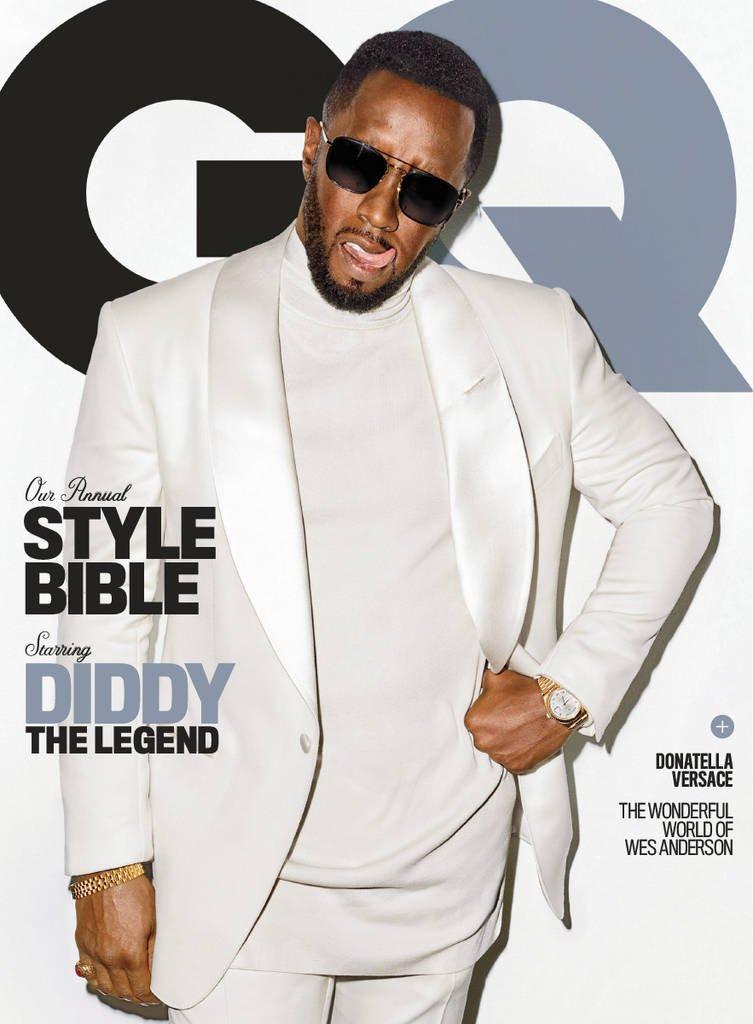 GQ Print Magazine