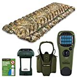 Klymit Static V Lightweight Sleeping Pad (Realtree Xtra Camo) + bundle