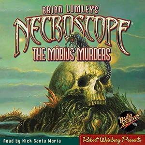 Necroscope #1: The Mobius Murders Audiobook