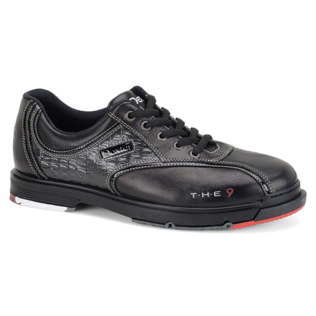 Dexter Mens SST The 9 Bowling Shoes (6 1/2 M US, Black)