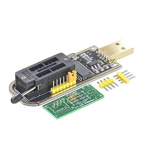Morismoon CH341A 24 25 Series EEPROM Flash BIOS Programador