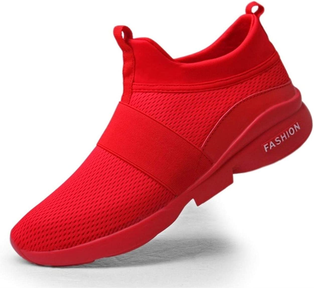 happyselle Mens Breathable Running Shoes
