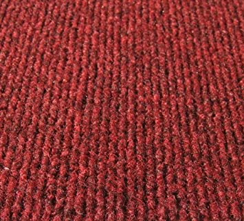 6u0027x24u0027   Red   Indoor/Outdoor Carpet