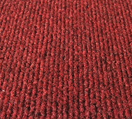 6u0027x18u0027   Red   Indoor/Outdoor Carpet