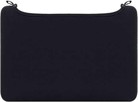 Carrying Case SODIAL Carrying Case Cover Case Bag In Black Neoprene 10 For Tablet eBook Reader R