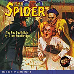The Spider #15