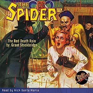 The Spider #15 Radio/TV Program