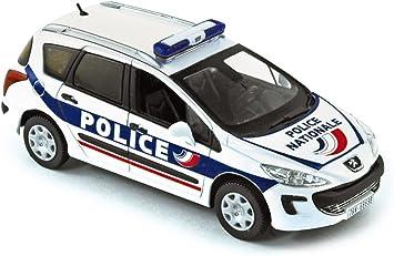 NOREV PEUGEOT 308 Police 1:43