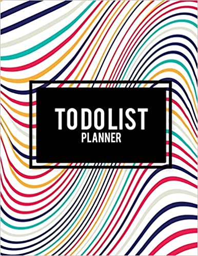 To Do List Planner: Beauty Abstract Design, 2019 Weekly