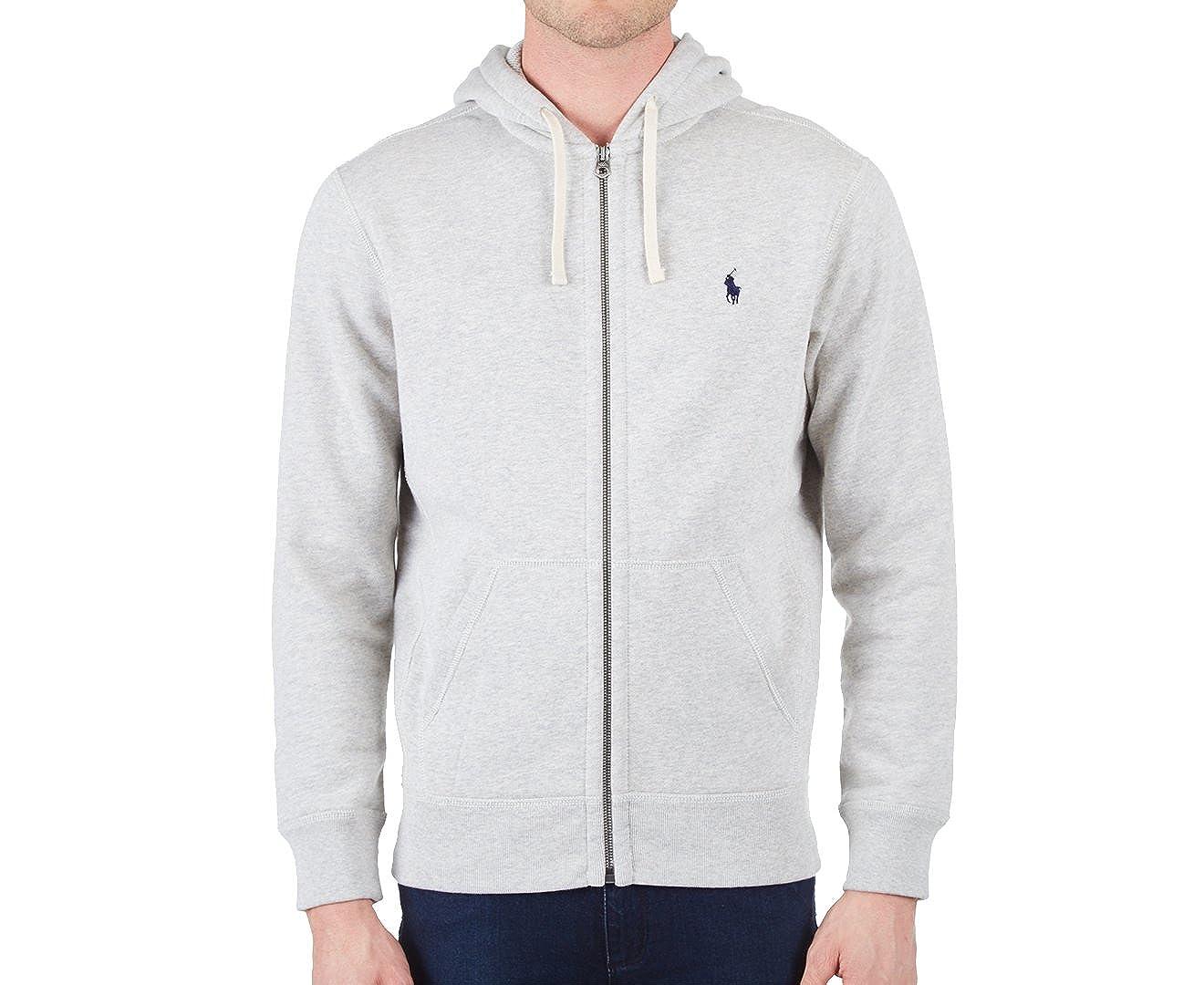 Hoodie Xl Sweatshirt Fleece Lauren Polo Sweater Hooded Jacket Ralph Men's rdBCoexW