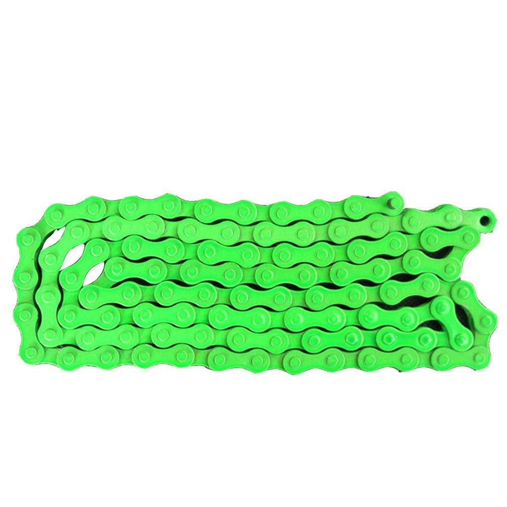 VERT ANIS Floding v/élos,48 D/émonter Simple 1-Speed /à pignon fixe Chain