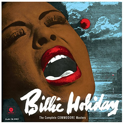 Complete Commodore Masters Billie Holiday
