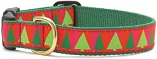 product image for Up Country Festive Trees Dog Collar