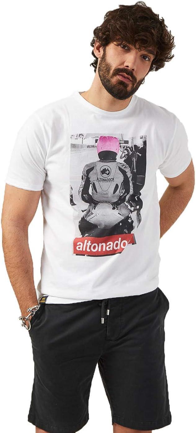 ALTONADOCK - Camiseta Manga Corta - para Hombre