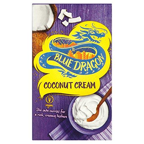 Blauwe draak kokoscrème, 250ml