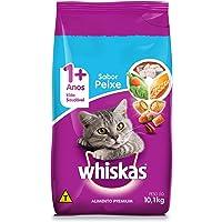 Ração Para Gatos Whiskas Peixe Adultos 10,1kg