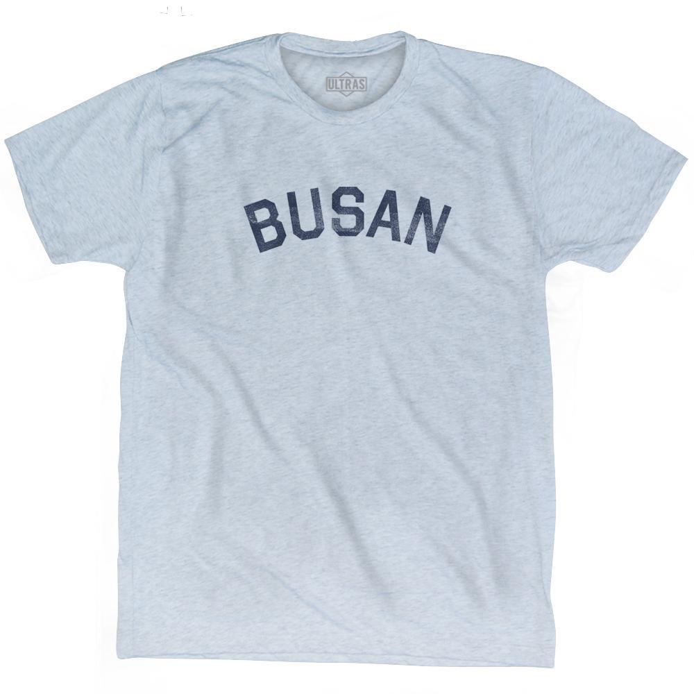 Busan Vintage City Adult Tri-Blend T-shirt