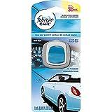 Febreze Car Vent Clip Air Freshener, New Car 1 ea ( Pack of 8)
