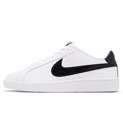 buy online 6e398 4be94 Nike WMNS Court Royale, Baskets Femme, (BlancNoir 111), 36.5