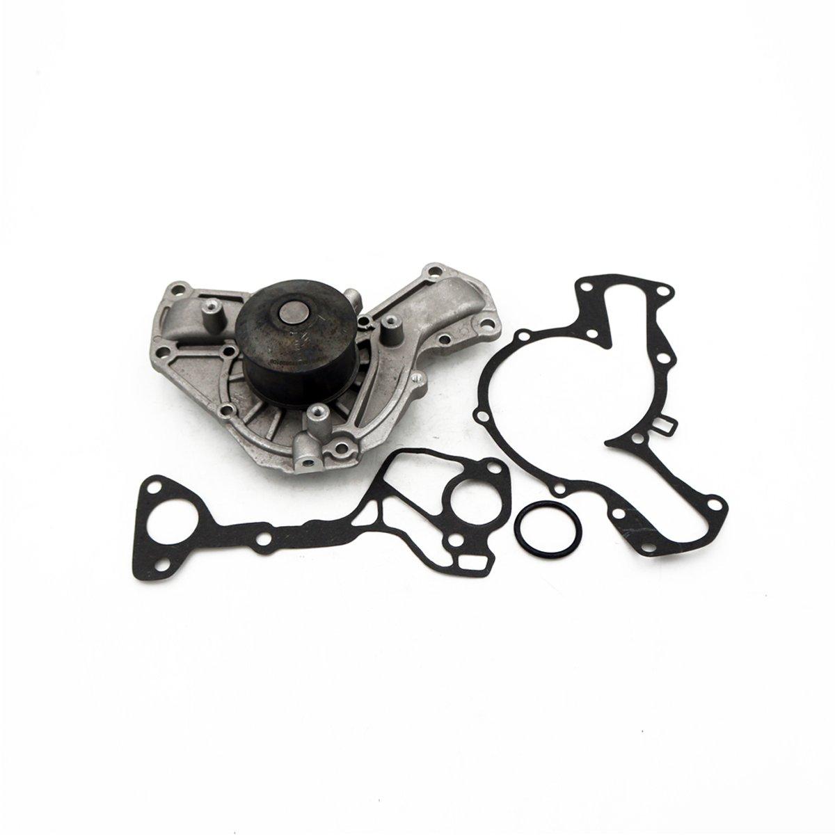 WQ Fits 91-99 Mitsusbishi 3000GT Dodge Stealth 3.0L Timing Belt Water Pump Kit TBK195 WP148-1500 T66258 VC5014