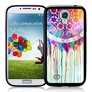 Galaxy S4 Case - S IV Case - The Dream Catcher Painting Samsung Galaxy i9500 Case Snap On Case