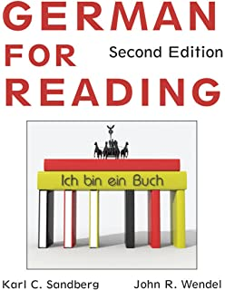 Amazon german quickly a grammar for reading german american german for readingsecond edition fandeluxe Images