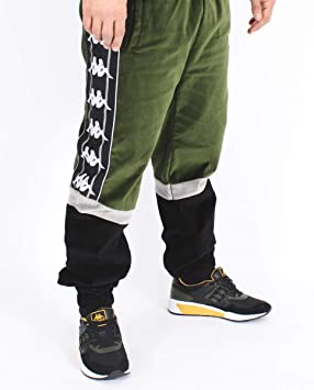 Hombre Kappa Serena Auth Pants Pantal/ón