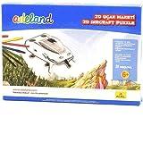 Adeland 3D Uçak Maketi