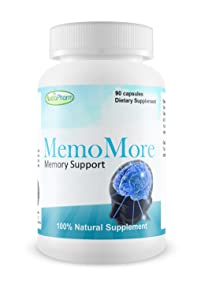 All-Natural Brain Function Booster, Nootropic, Improve Focus Memory Concentration and Brain Power with Ginkgo Biloba Supplement, How to Improve Your Memory Clarity Procrastination