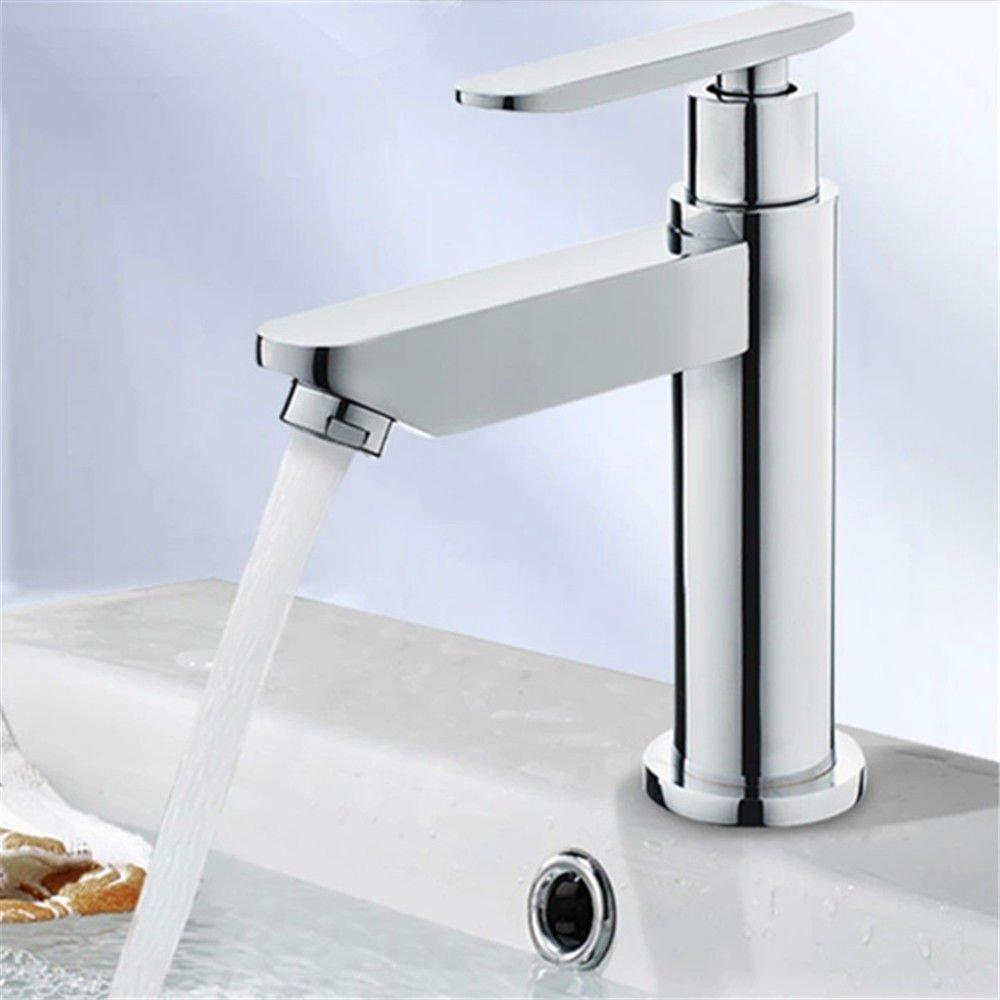 MEIBATH Waschtischarmatur Badezimmer Badezimmer Badezimmer Waschbecken Wasserhahn Küchenarmaturen 1 Bohrung Kaltes Wasser Küchen Wasserhahn Badarmatur 031a59