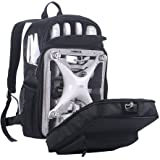 Smatree Travel Backpack for DJI Phantom 4 / 4 Pro (Original Styrofoam Case, Batteries, Propellers are NOT Included)
