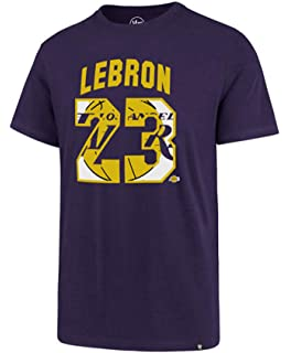 Amazon.com: Majestic Lebron James Los Angeles Lakers #23 ...