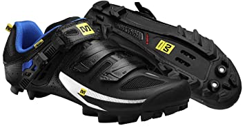 Zapatillas MTB Mavic Rush Negro para Hombre 2015, Color, Talla 44